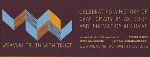 Govan Weaving Truth With Trust